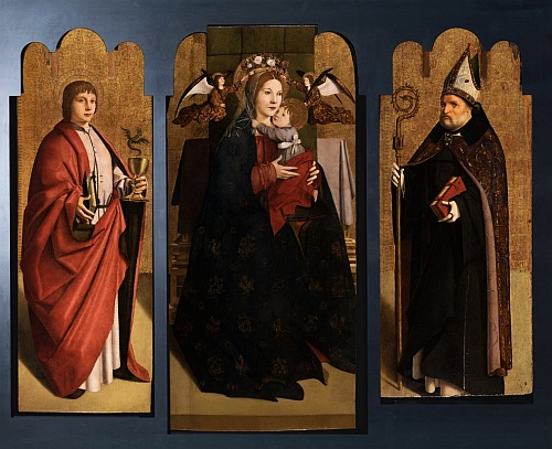 Trittico Antonello da Messina